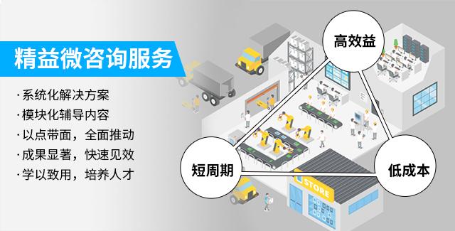 QCC管理微咨詢-現場管理微咨詢-廣州益至企業管理咨詢