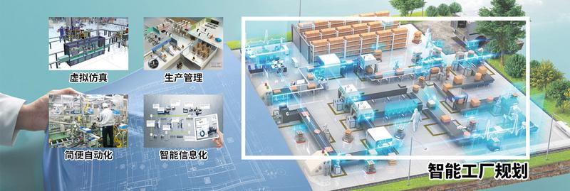 智能工廠規劃服務